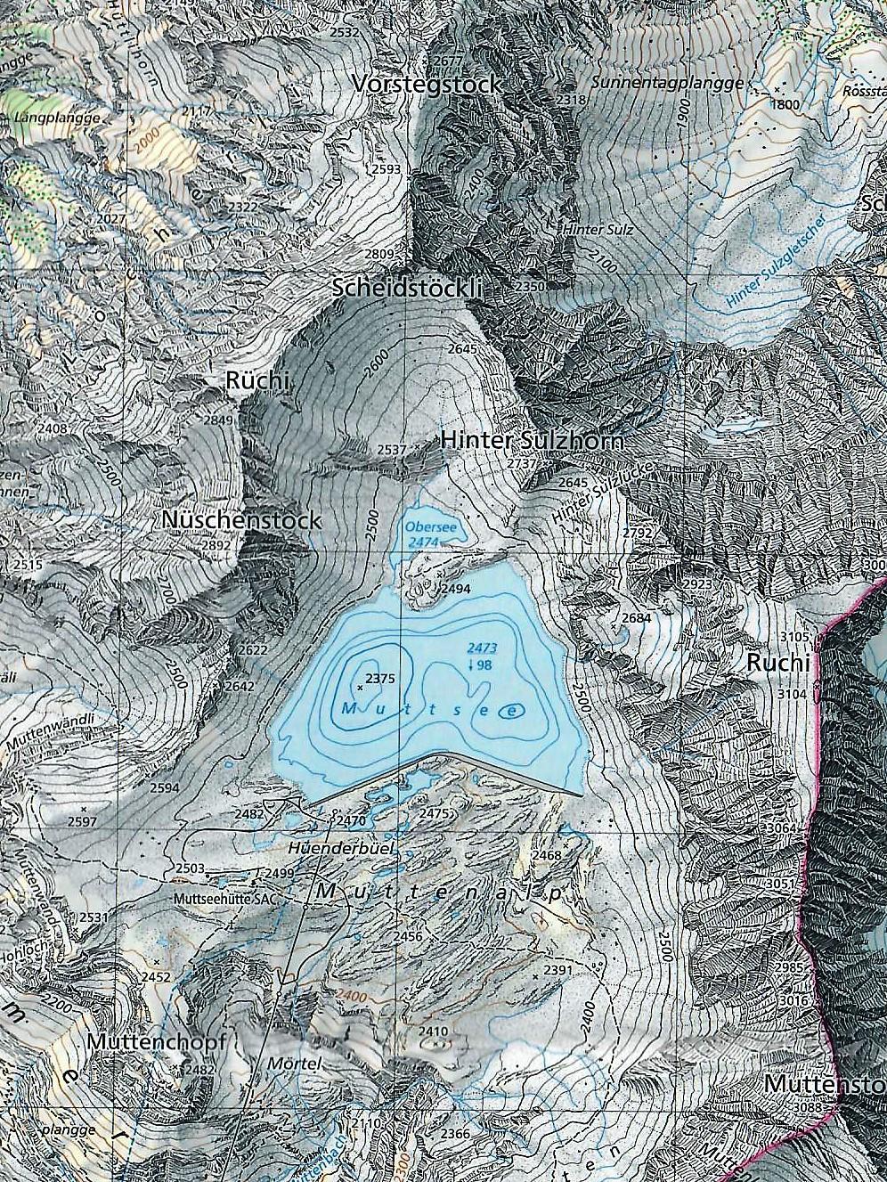 ©swisstopo | Bundesamt für Landestopographie | CH-3084 Wabern